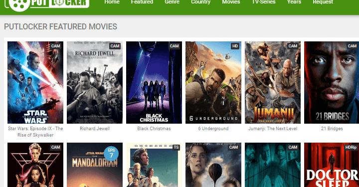 10 Best Putlocker Alternatives To Watch Movies For Free