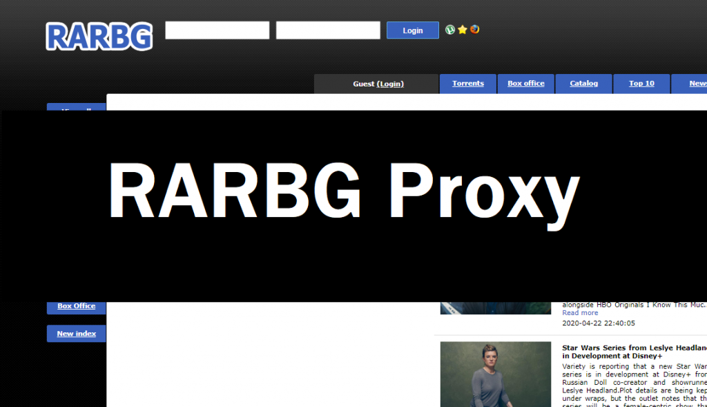 rarbg-proxy