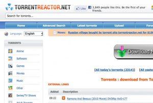 torrentreactor kickass proxy alternative