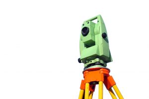 Total station, surveying