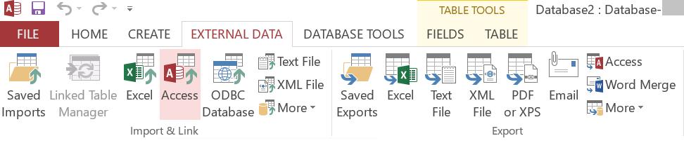 External Data Option
