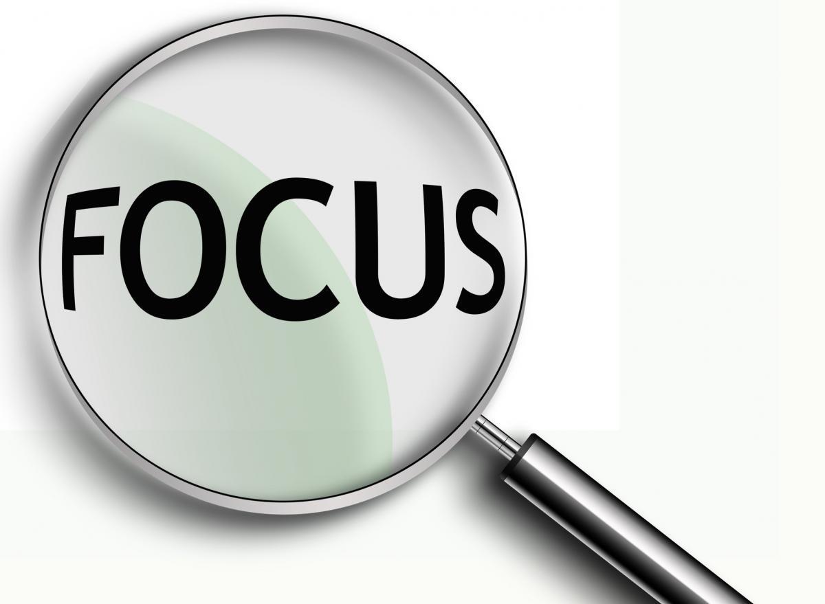 Better focus than ever
