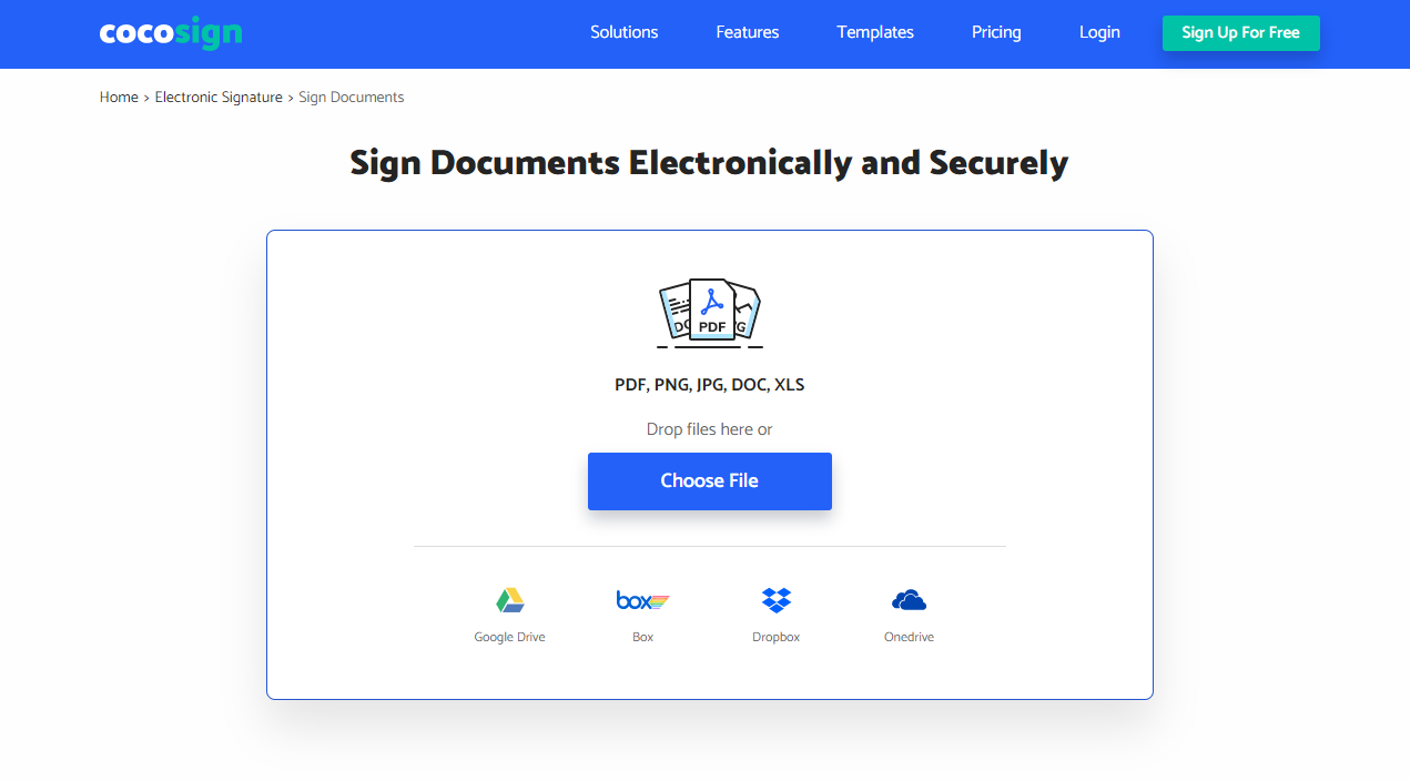 CocoSign as an Email Signature Generator
