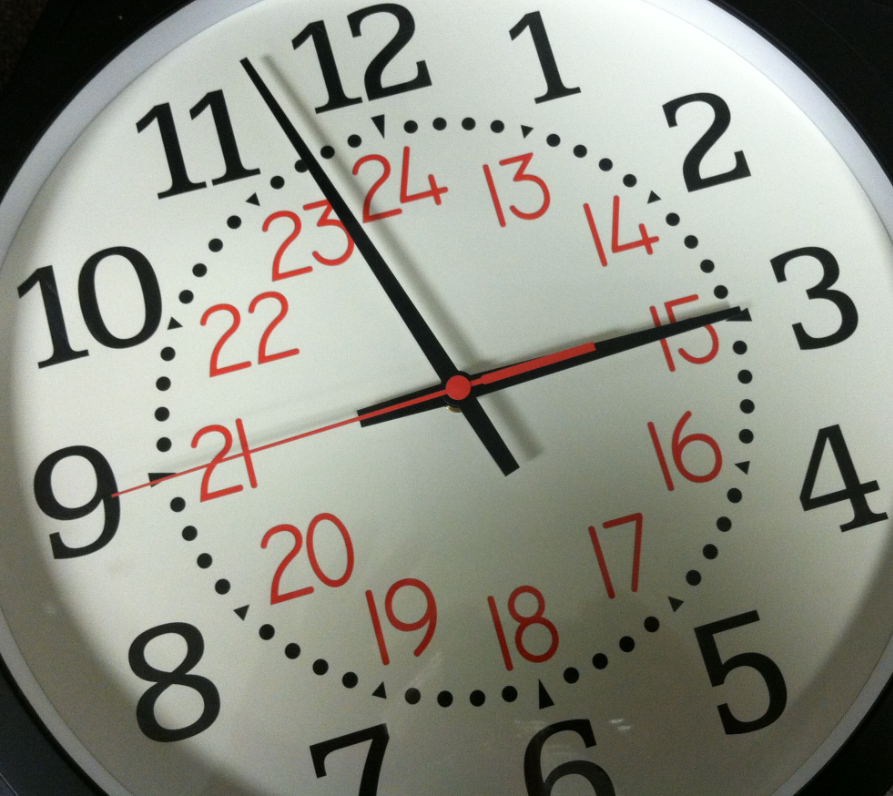 How To Convert A 12-hour Clock Format Time Into Military Time