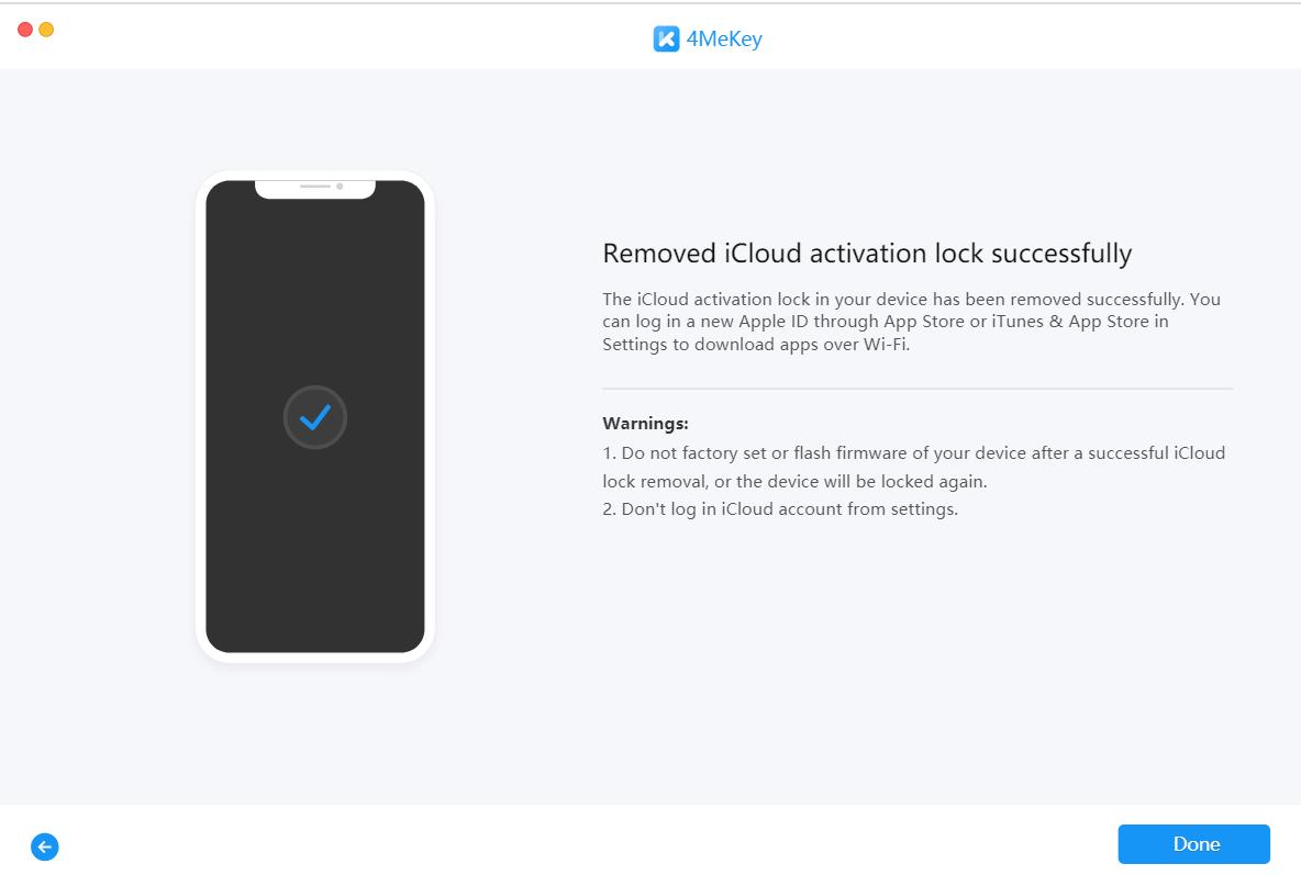 iCloud Activation Lock