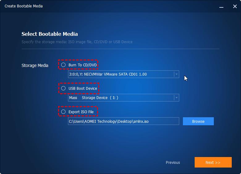 three-bootable-media