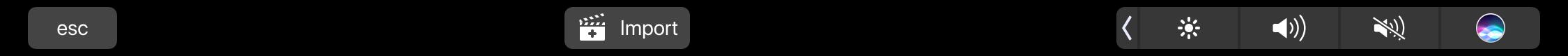 touchbar-import