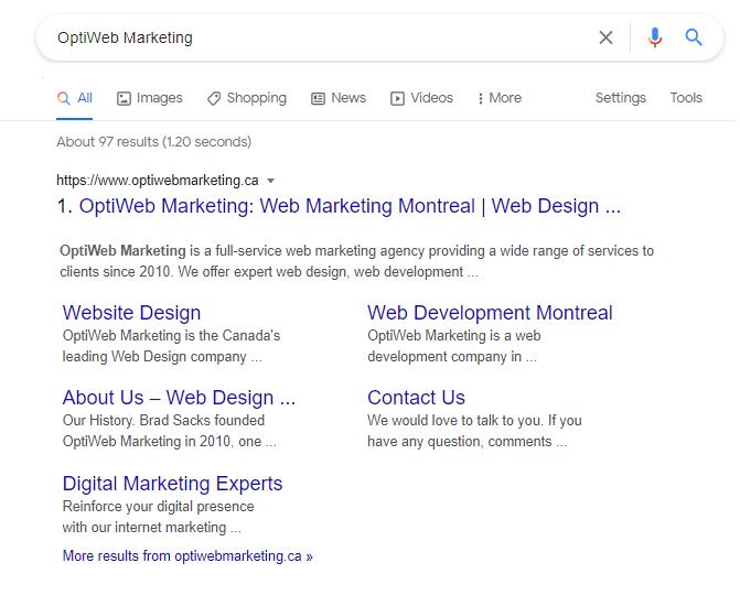 OptiWeb Marketing
